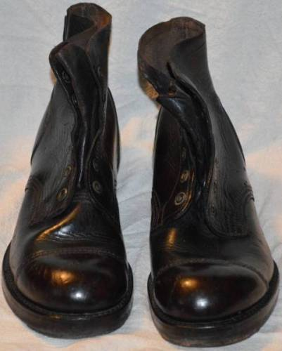 a &w.arnold 1945 boots men